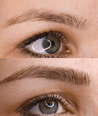 BoldBrows Perfection - Before and After